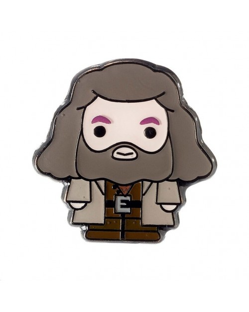 OFFICIAL HARRY POTTER HAGRID PIN BADGE