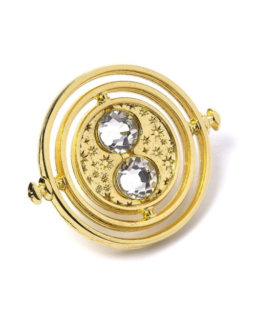OFFICIAL HARRY POTTER TIME TURNER PIN BADGE