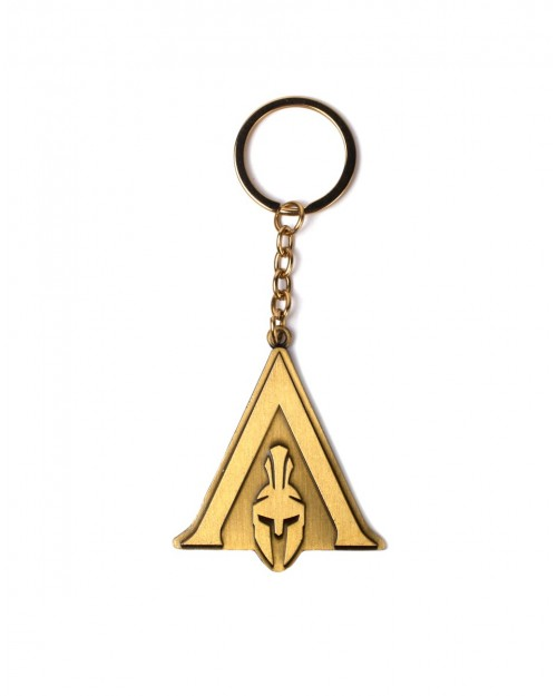 ASSASSIN'S CREED ODYSSEY - BROZE SYMBOL METAL KEYRING