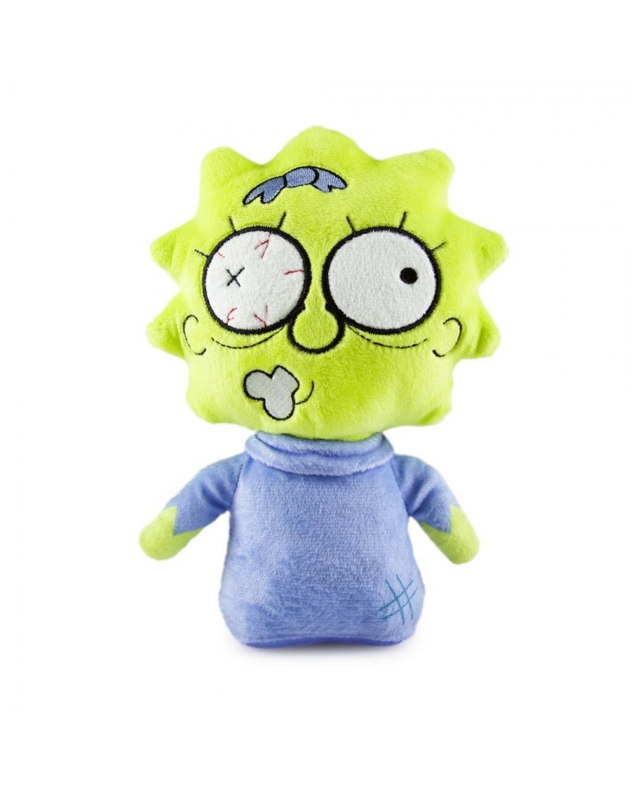 THE SIMPSONS - MAGGIE PHUNNY PLUSH CUDDLY TOY BY KIDROBOT