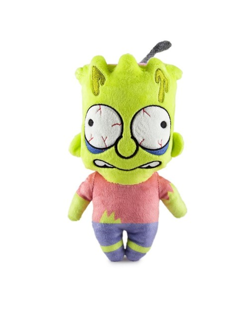 THE SIMPSONS - BART PHUNNY PLUSH CUDDLY TOY BY KIDROBOT