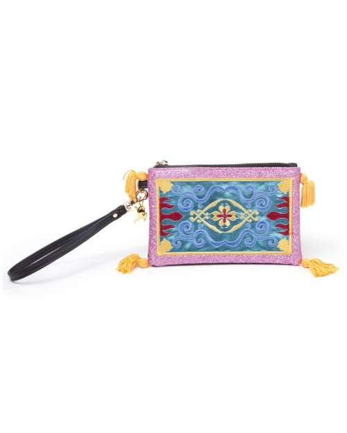 DISNEY ALADDIN - MAGIC CARPET POUCH PURSE/ WALLET