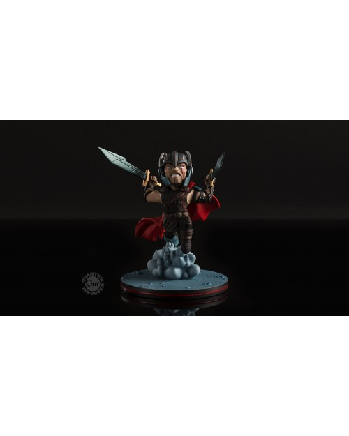 QUANTUM MECHANIX x MARVEL THOR: RAGNAROK HULK Q-FIG MINI FIGURE (12 cm)
