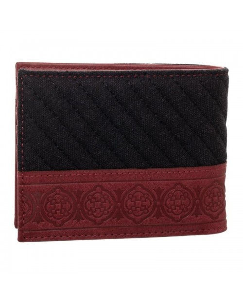OFFICIAL GAME OF THRONES - HOUSE LANNISTER RED BI-FOLD WALLET