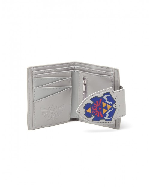 OFFICIAL NINTENDO - THE LEGEND OF ZELDA - LINKS HYLIAN SHIELD BI-FOLD WALLET