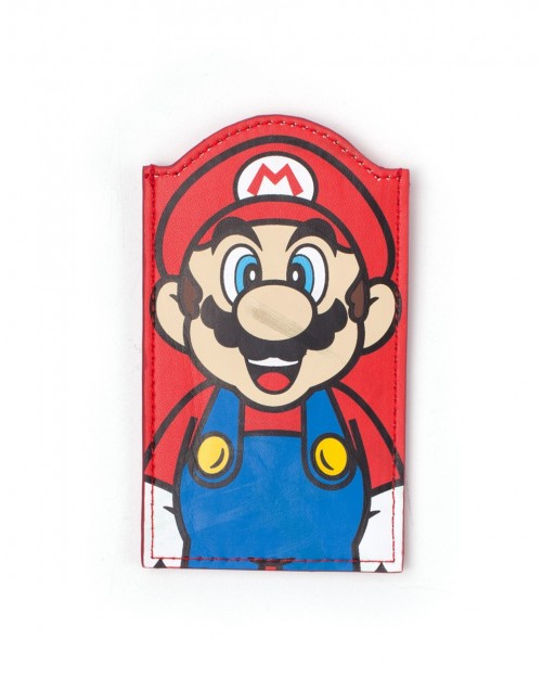 OFFICIAL NINTENDO - SUPER MARIO BROS MARIO CARD HOLDER