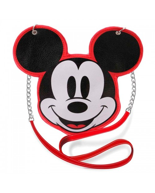 OFFICIAL DISNEY MICKEY FACE MINI SHOULDER BAG