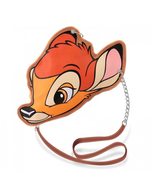 OFFICIAL DISNEY BAMBI FACE MINI SHOULDER BAG