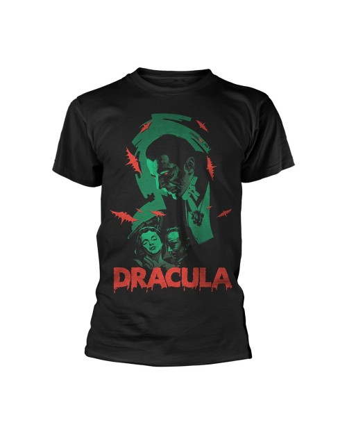 OFFICIAL PLAN 9 - DRACULA LUNA BLACK T-SHIRT