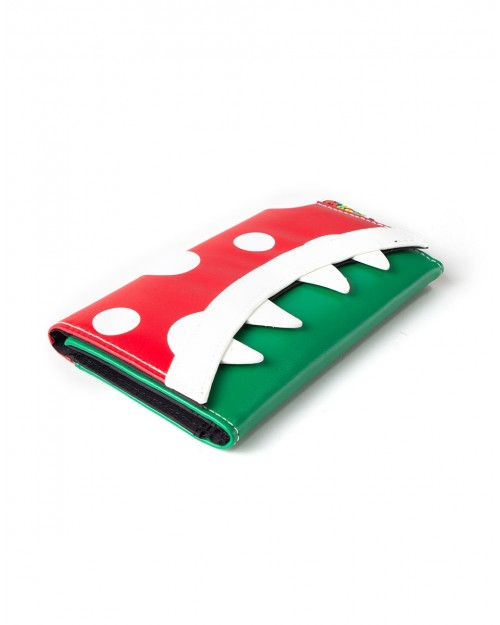 OFFICIAL NINTENDO - PIRANHA PLANT CLUTCH PURSE