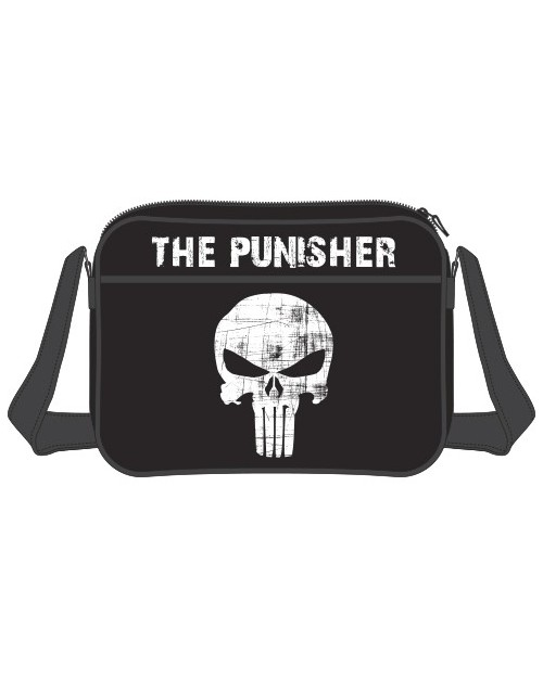 SPIDERMAN MASK MESSENGER BAG