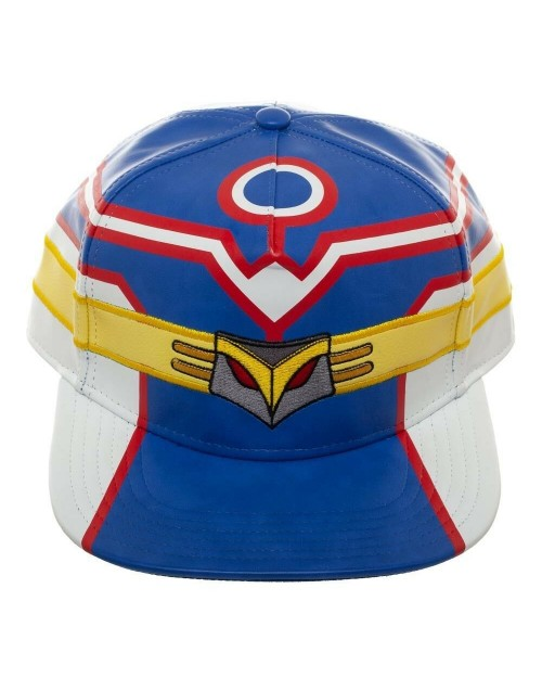 MY HERO ACADEMIA - ALL MIGHT SUIT UP PU SNAPBACK CAP