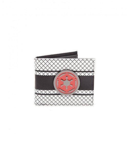 OFFICIAL STAR WARS - GALACTIC EMPIRE METAL SYMBOL WALLET