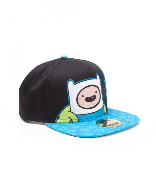 OFFICIAL ADVENTURE TIME - FINN SNAPBACK CAP