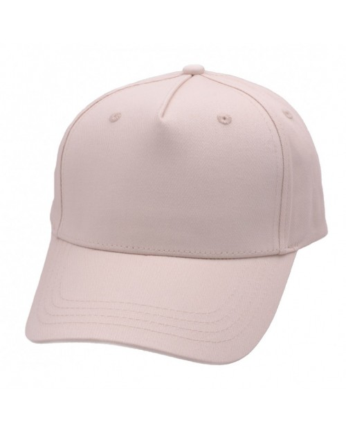 CARBON 212 - BEIGE STRUCTURED CURVED BASEBALL CAP