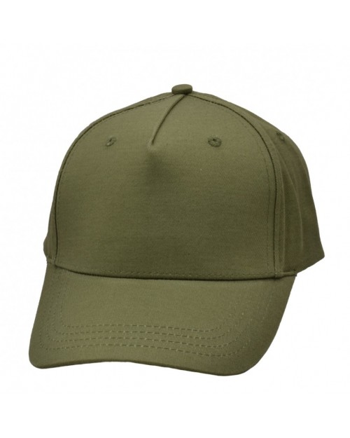 CARBON 212 - OLIVE STRUCTURED CURVED BASEBALL CAP
