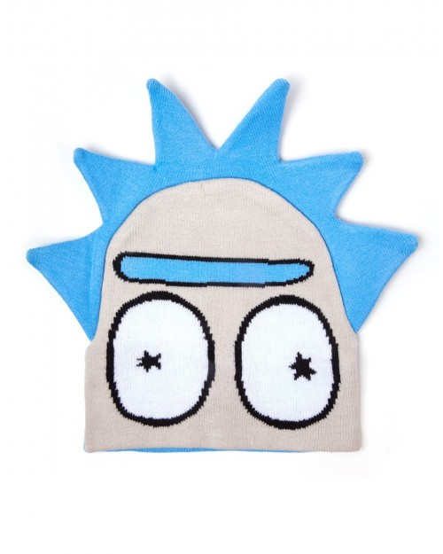 OFFICIAL RICK AND MORTY - RICK BIG FACE BEANIE HAT
