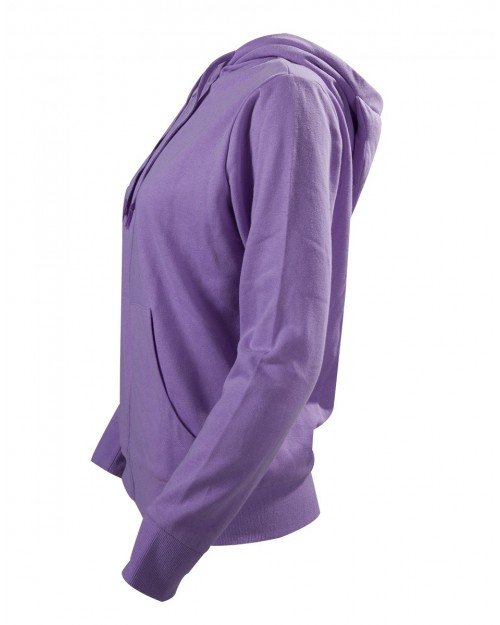 OFFICIAL ADVENTURE TIME LUMPY SPACE PRINCESS COSTUME PURPLE ZIP HOODIE JUMPER