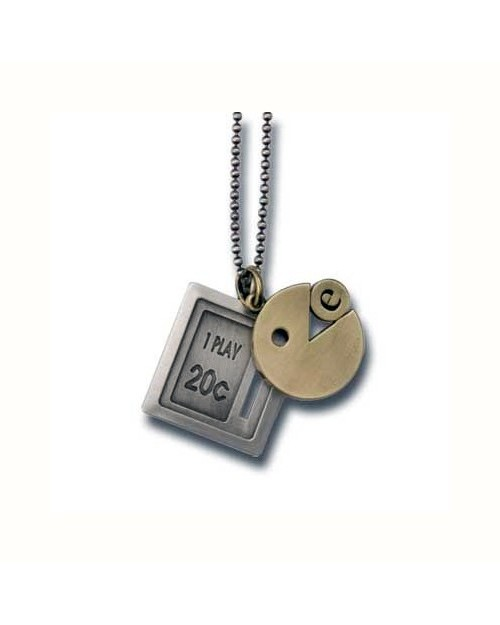 BICO I.D. GAME HOUND CLUSTER CHARM NECKLACE