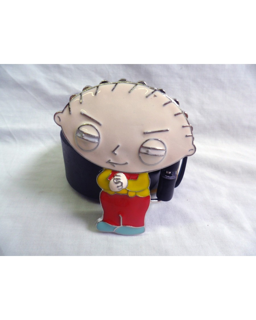 FREAKIN' SWEET FAMILY GUY'S STEWIE GRIFFIN BUCKLE with BELT