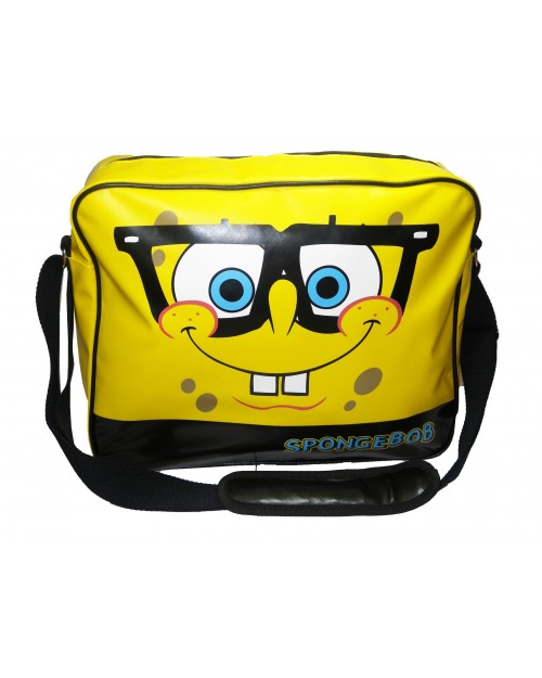 AWESOME SPONGEBOB SQUAREPANTS MESSENGER/ SHOULDER BAG