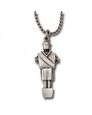 CHAMP SOLDIER BICO I.D NECKLACE.