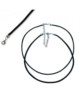 BICO: CL3 RUBBER CHOKER ADJUSTABLE NECKLACE