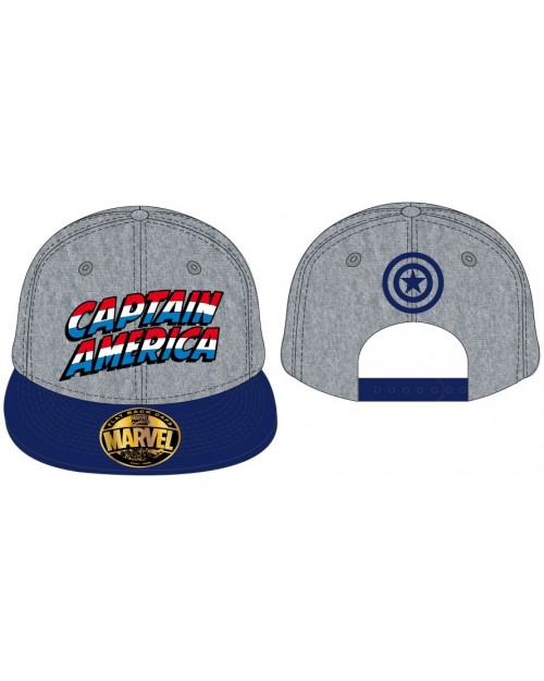 AWESOME DC COMICS THE FLASH SYMBOL RED SNAPBACK CAP