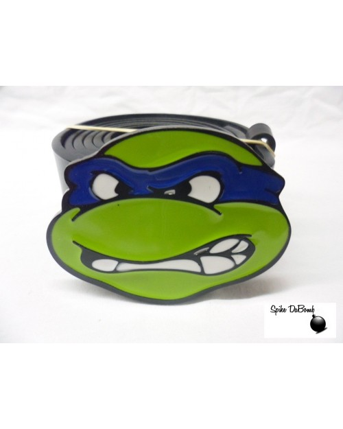 TEENAGE MUTANT NINJA TURTLES LEONARDO BUCKLE with BELT