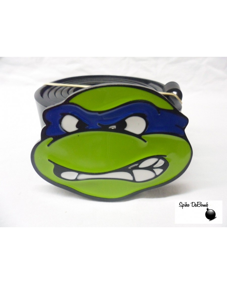 TEENAGE MUTANT NINJA TURTLES DONATELLO BUCKLE with BELT