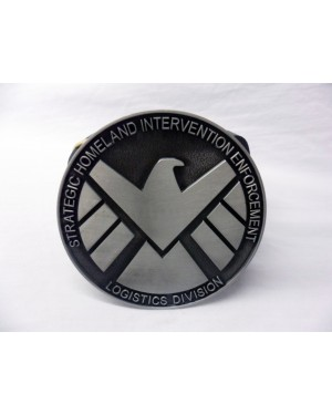 MARVEL'S AGENTS OF SHIELD MODERN LOGO BUCKLE with BELT