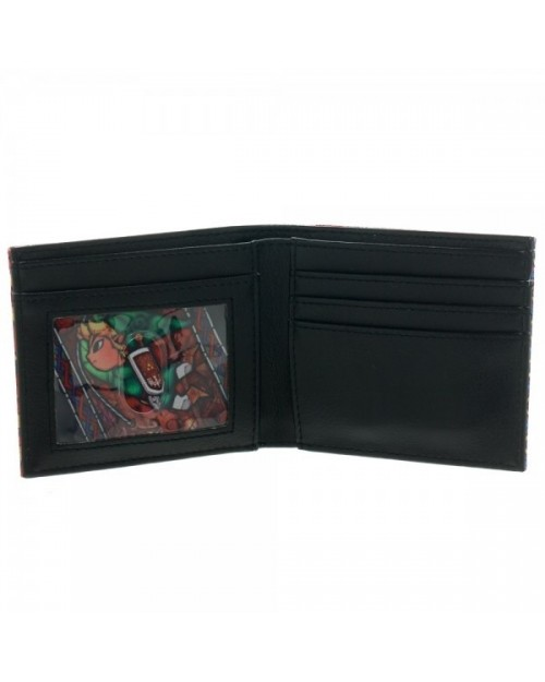CALL OF DUTY: ADVANCED WARFARE SENTINEL TASK FORCE BLACK BI-FOLD WALLET