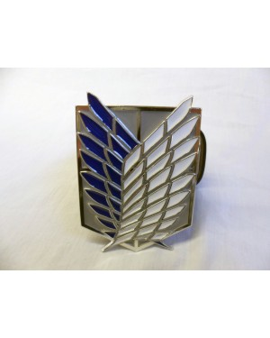 ATTACK ON TITAN SURVEY CORPS SYMBOL BUCKLE with BELT