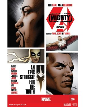 MARVEL: MIGHTY AVENGERS 6 COMIC