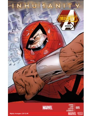 MARVEL: MIGHTY AVENGERS 5 COMIC
