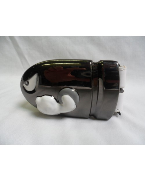 Bullet bill from super mario bros BUCKLE with BELT