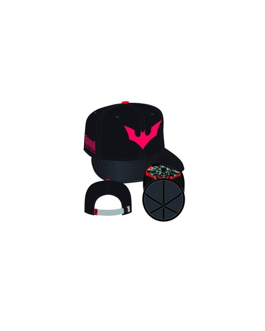 DC COMICS BATMAN BEYOND MONOUNDER PX 9FIFTY NEW ERA SNAPBACK CAP ... 48085728935