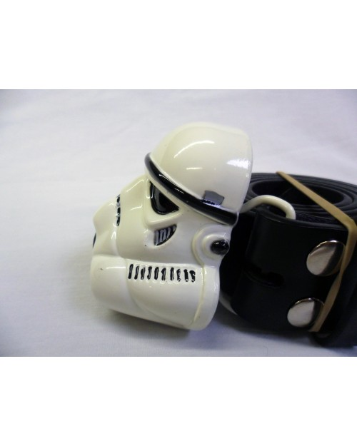 STAR WARS STORM TROOPER BUCKLE with BELT