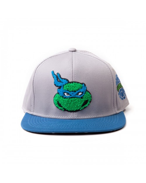 TEENAGE MUTANT NINJA TURTLES LEONARDO SNAPBACK CAP