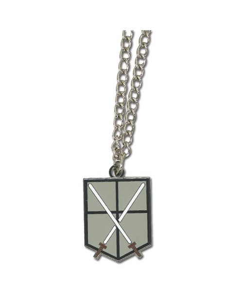 ATTACK ON TITAN 104th CADET CORPS NECKLACE