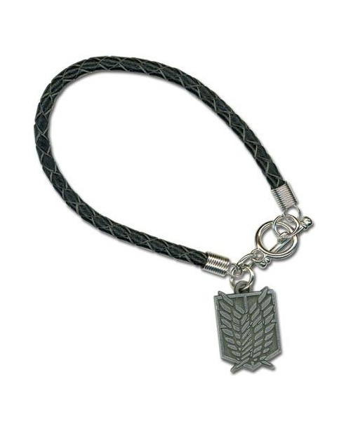 ATTACK ON TITAN SCOUTING REGIMENT BRACELET