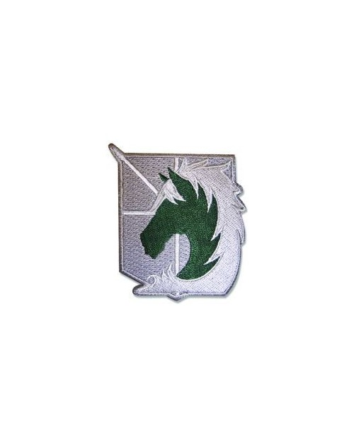 ATTACK ON TITAN MILITARY POLICE PATCH