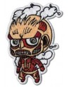 ATTACK ON TITAN COLOSSAL TITAN PATCH