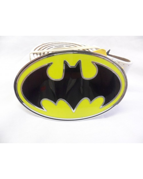 CLASSIC BATMAN BUCKLE with BELT