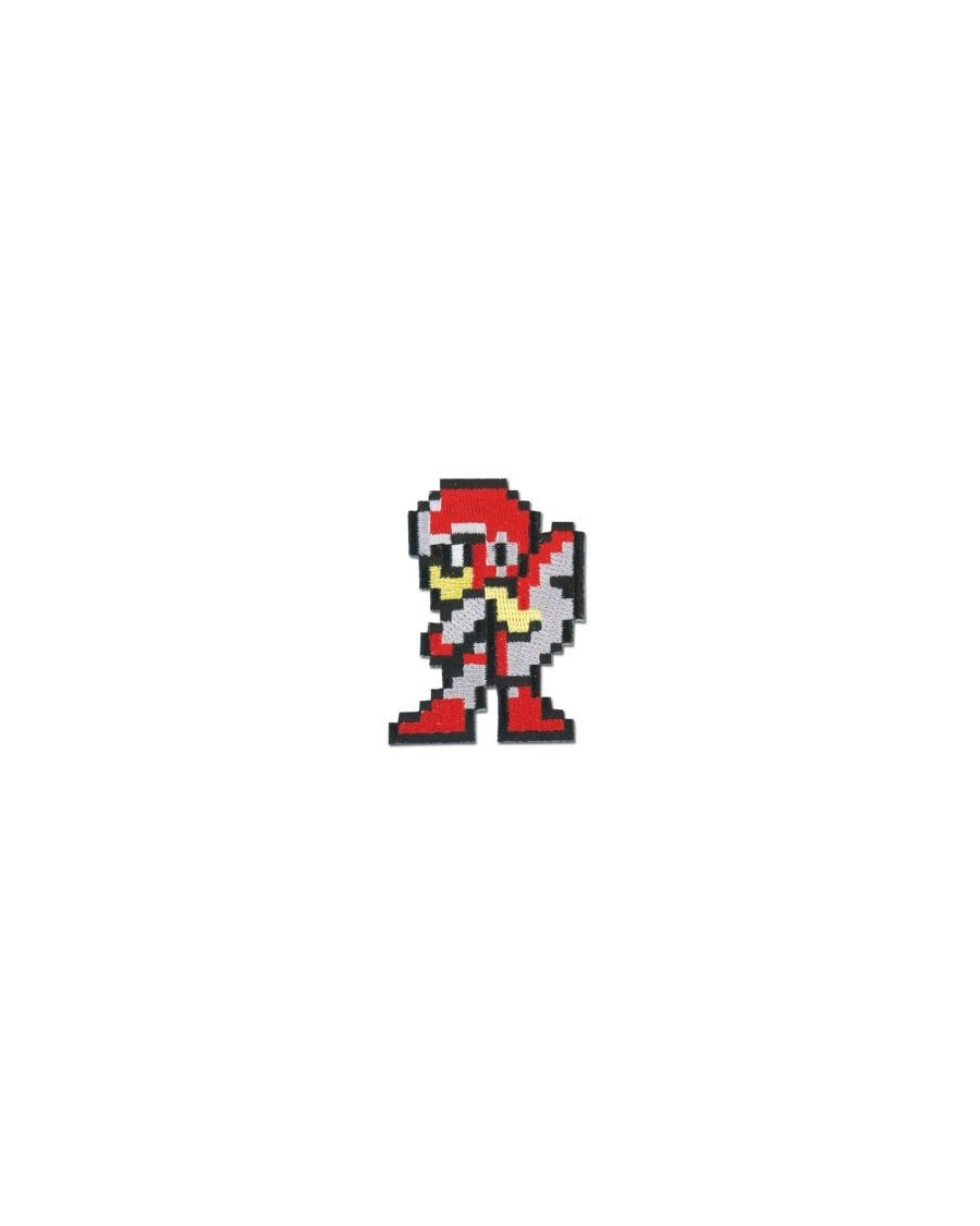 MEGA MAN 10 PROTOMAN PATCH