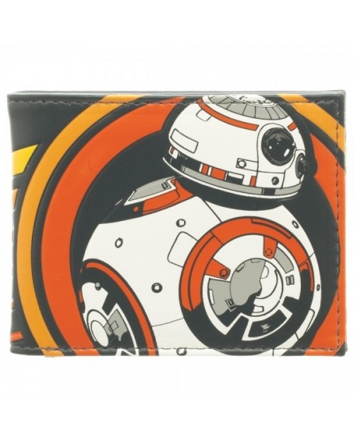 OFFICIAL STAR WARS BB-8 BI-FOLD WALLET
