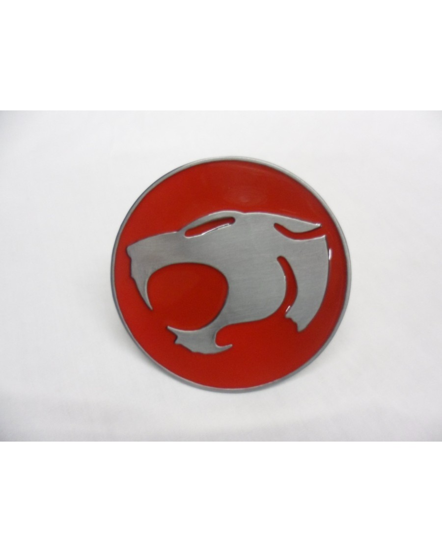 CLASSIC THUNDERCATS RED AND GREY BUCKLE with BELT