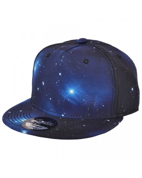 CARBON 212 BLUE SPACE/ GALAXY SNAPBACK CAP