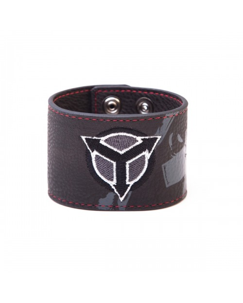 OFFICIAL KILLZONE SHADOW FALL SYMBOL CUFF BRACELET