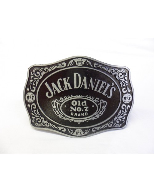 BLACK JACK DANIELS RODEO STYLED BUCKLE with BELT